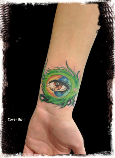 thirdeye | tattoo .